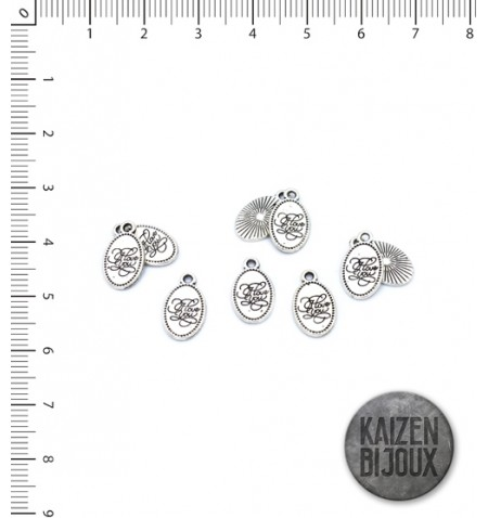 Dije I Love You Mini