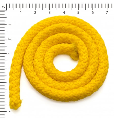 Soga Amarillo Oro 7mm...